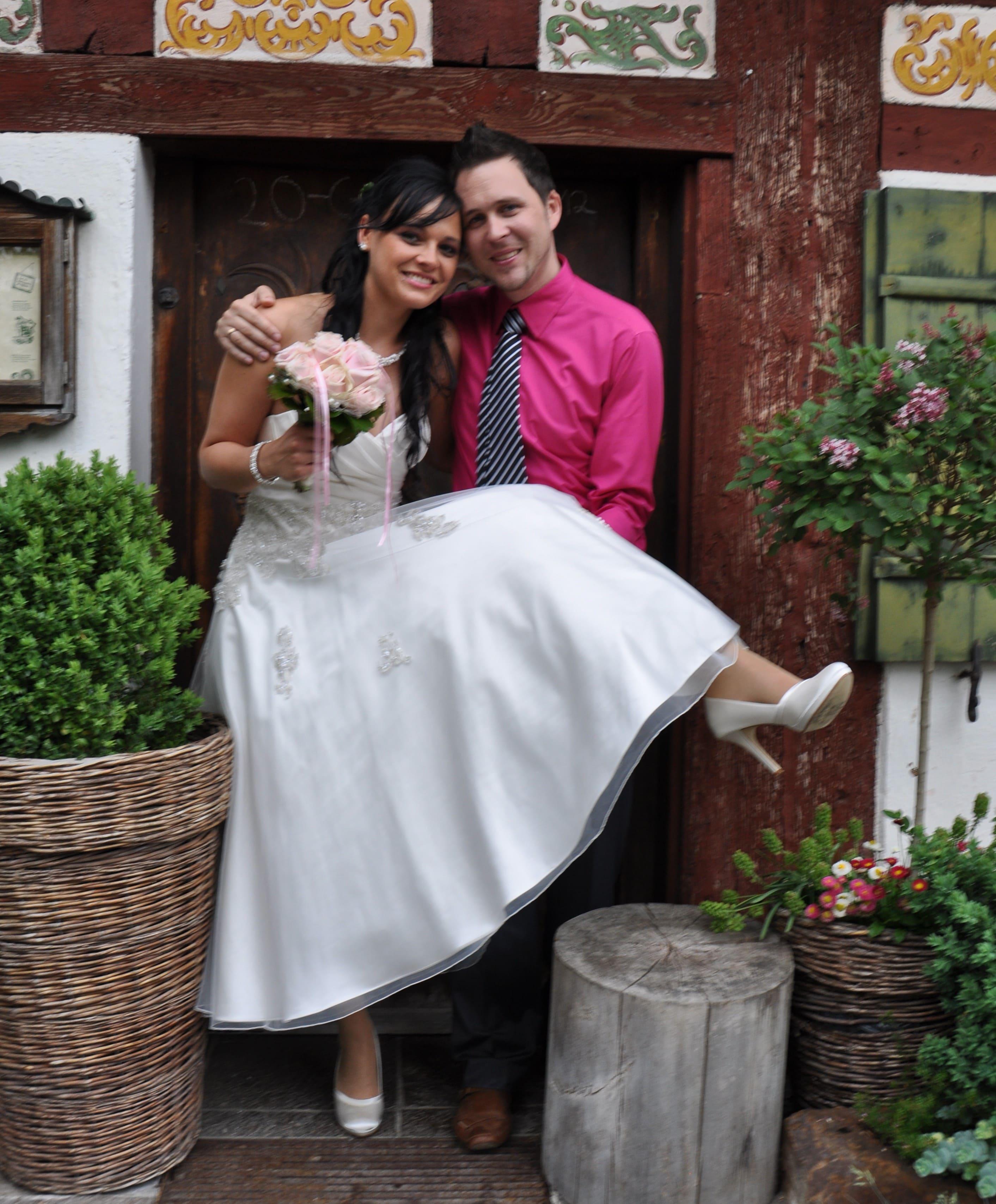 Leistung-Hochzeiten